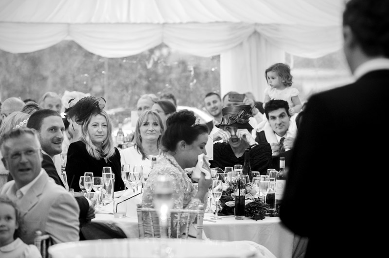 Best man speech at East Sussex wedding