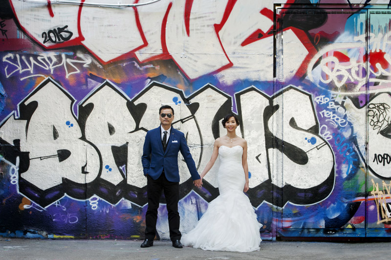 Central London pre wedding shoot South Bank