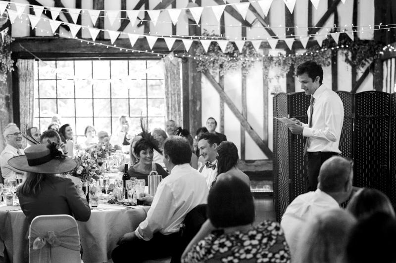 Plough at Leigh wedding - best man's speech
