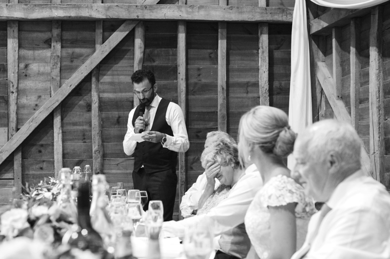 Best man speech at Tewin Bury Farm