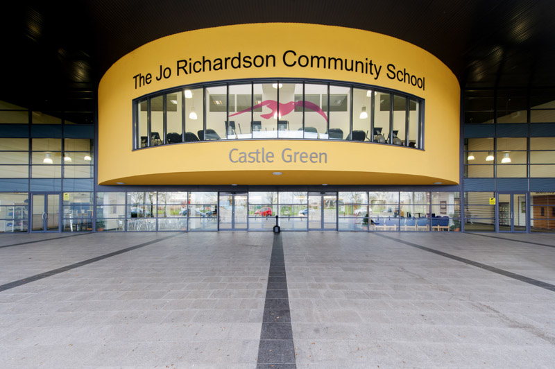 Jo Richardson Community School building