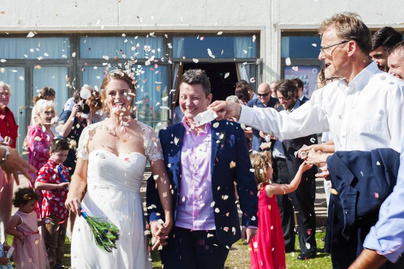 De La Warr Pavilion civil ceremony