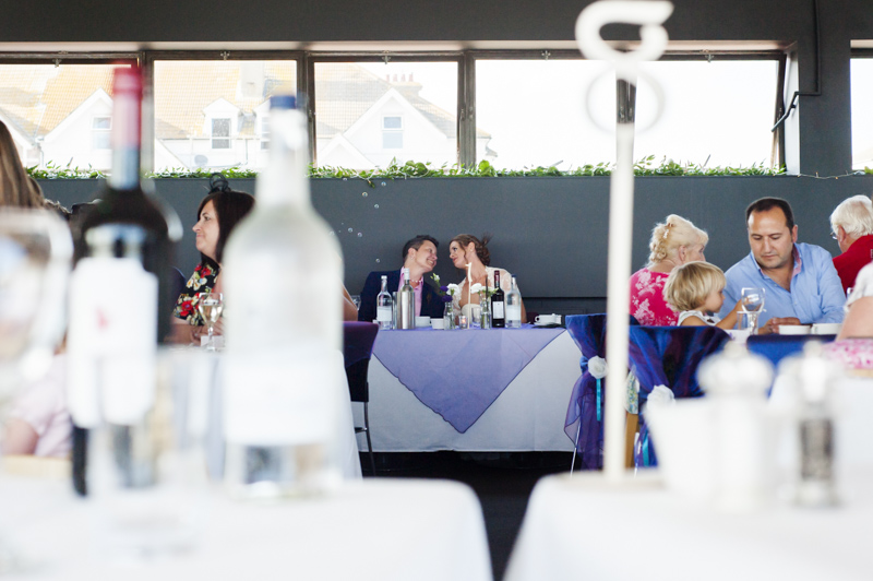 De La Warr Pavilion wedding