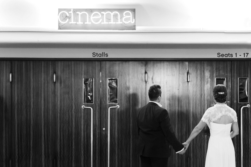 De La Warr Pavilion civil ceremony
