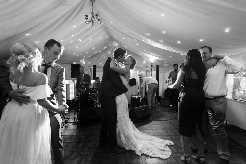 Hayne House wedding first dance