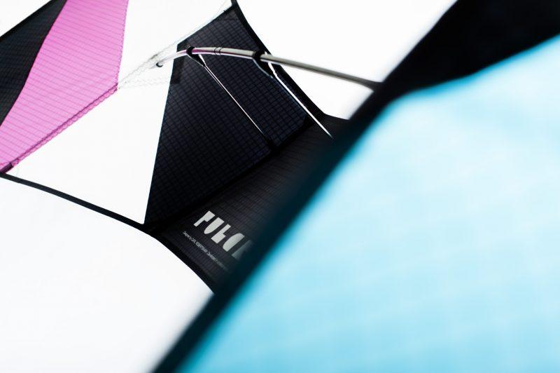 Fulcrum sport kite