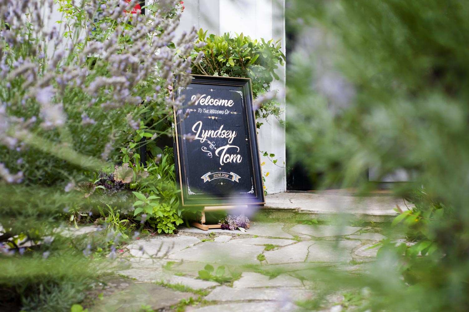 The Old Rectory Hastings wedding photographer