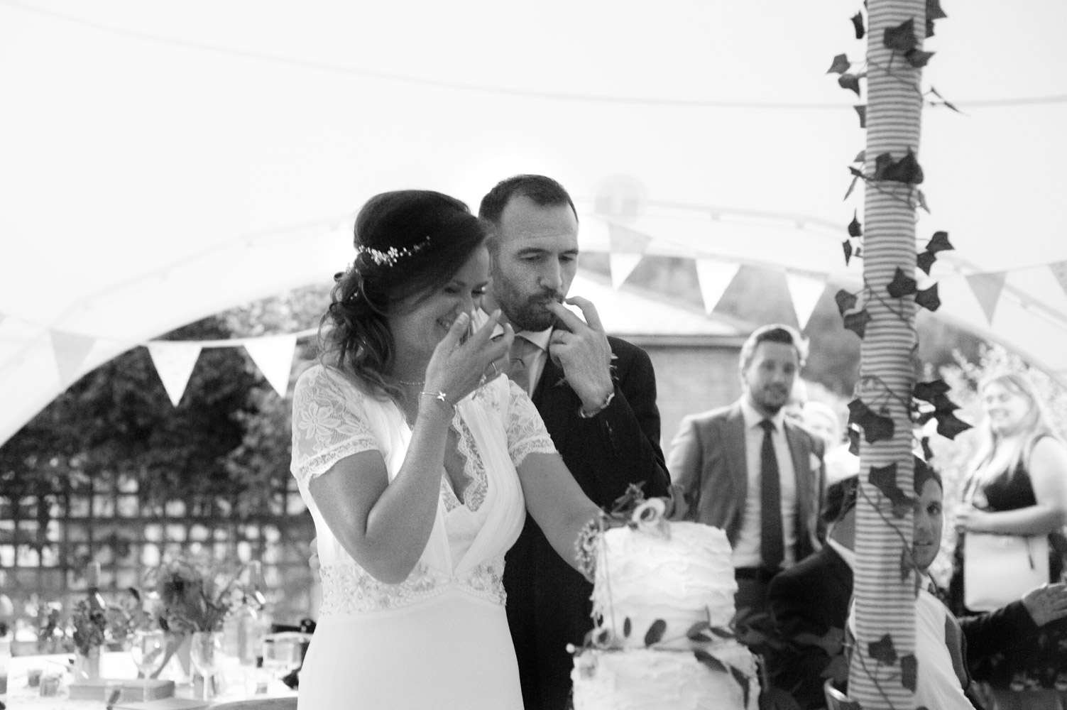 Lyndsey and Tom bw 180